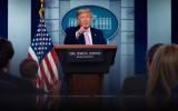 """Hối thúc dùng hydroxychloroquine trị Covid-19 - """"canh bạc"""" của Trump?"""