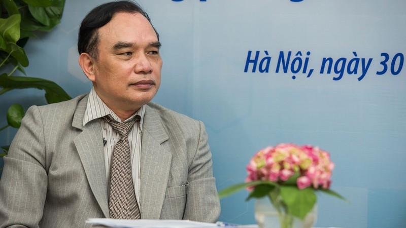 PGS. Nguyễn Xuân Ninh, Phó Viện trưởng Viện Y học ứng dụng Việt Nam.