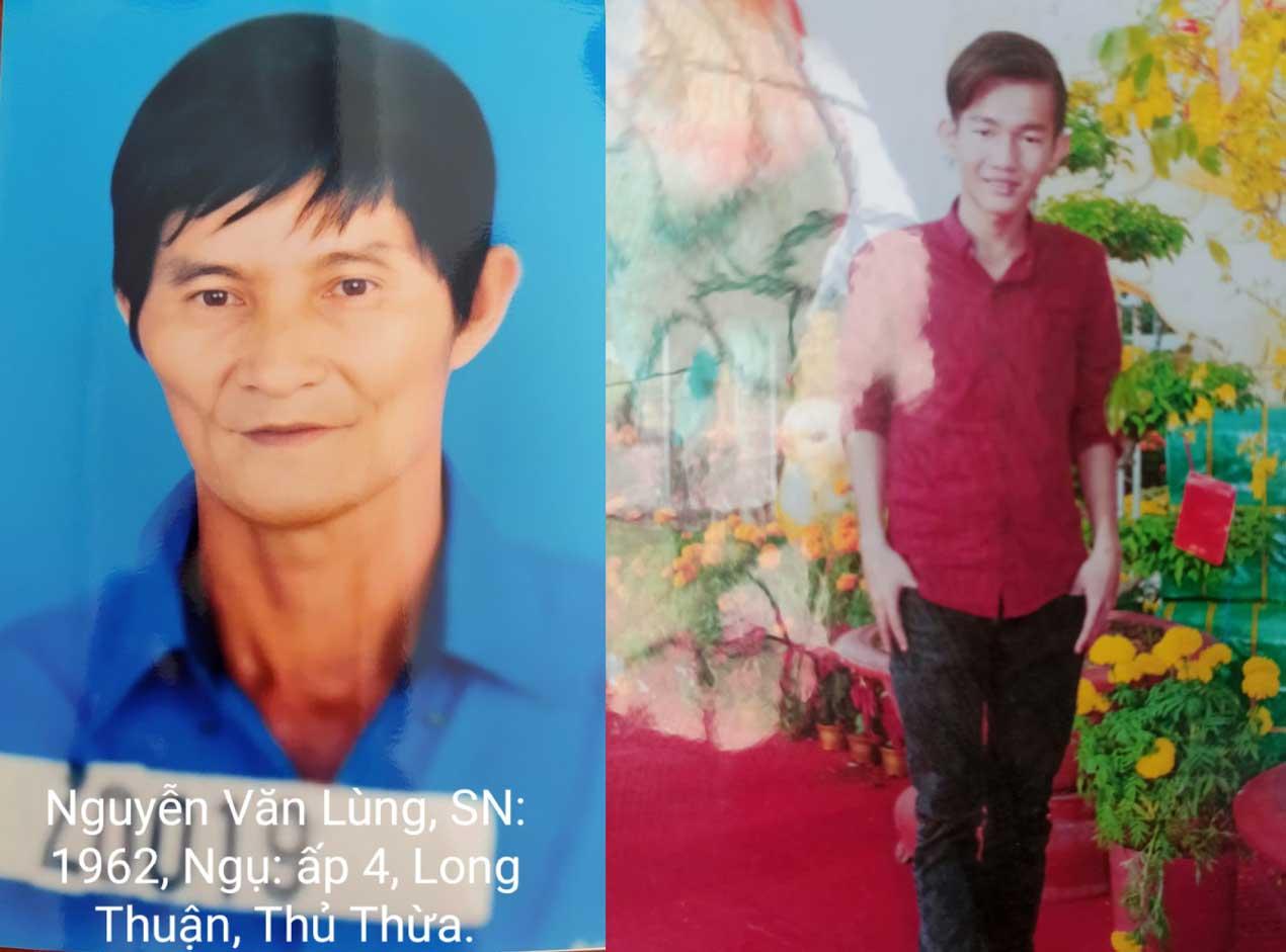 Nguyễn Văn Lùng và Võ Quốc Việt