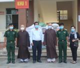 Phật giáo tỉnh đồng hành phòng, chống dịch bệnh Covid-19