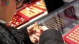 Giá vàng SJC tăng mạnh theo đà của giá vàng thế giới