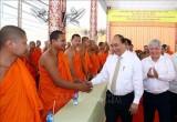 Thủ tướng gửi thư chúc mừng đồng bào Khmer nhân Tết Chol Chnam Thmay