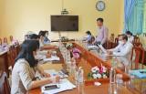 Kiểm tra công tác phòng, chống dịch Covid-19 tại Cần Giuộc
