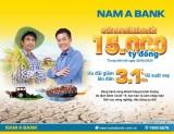 Nam A Bank tung gói ưu đãi lên đến 15.000 tỉ đồng hỗ trợ khách hàng vay vốn