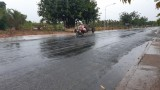 Xuất hiện mưa trên diện rộng ở khu vực Đồng Tháp Mười
