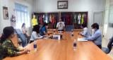 Sở Kế hoạch và Đầu tư kiểm tra phòng, chống dịch Covid-19 các doanh nghiệp tại Bến Lức