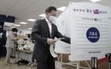 Hàn Quốc tiến hành tổng tuyển cử giữa đại dịch Covid-19