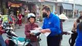 Thanh niên viết đơn 'xin ra trận' phòng, chống dịch bệnh Covid-19