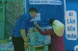 """Long An có 7 máy """"ATM gạo"""" hỗ trợ người nghèo"""