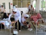 Hiến máu tình nguyện giữa mùa dịch bệnh