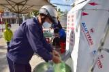 Tân Hưng có ATM gạo giúp đỡ người nghèo