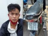 Trộm nóng xe mô tô sa lưới