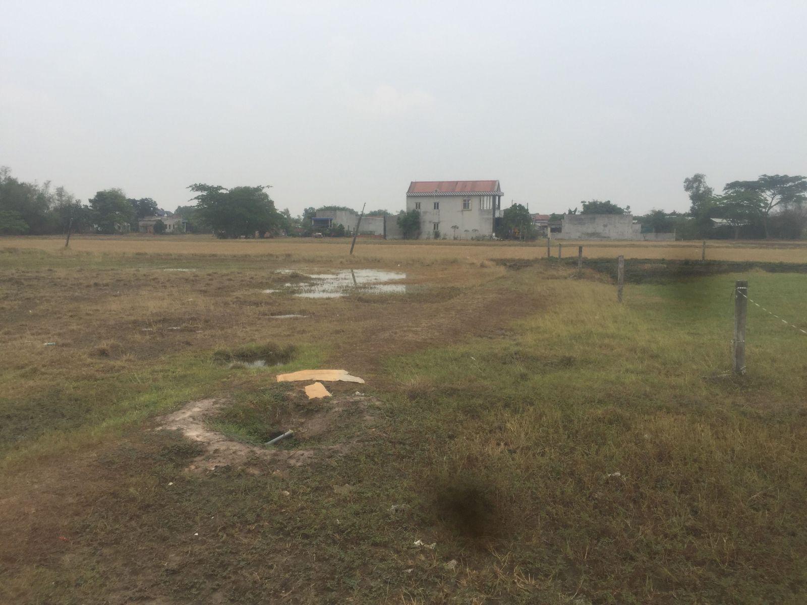 """Dự án Khu dân cư Thương Mại của Công ty Cổ phần  Xây dựng Nghĩa Phát tại xã Mỹ Hạnh Nam, huyện Đức Hòa """"treo"""", ảnh hưởng đến đời sống người dân suốt hơn 3 năm qua"""