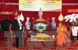 Phó Thủ tướng Trương Hòa Bình chúc mừng Tết Chol Chnam Thmay