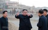 Bộ Thống nhất Hàn Quốc thông tin về sức khỏe ông Kim Jong-un