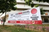 Chưa xong COVID-19, Singapore tiếp tục đối mặt với dịch sốt xuất huyết