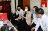 Chủ tịch Quốc hội thăm các Mẹ Việt Nam Anh hùng tại TP.HCM