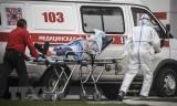 Toàn cầu vượt 3,3 triệu ca nhiễm, Moskva thông báo bước qua đỉnh dịch
