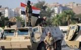 Quân đội Ai Cập tiêu diệt 126 phần tử có vũ trang