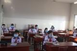 Long An: Chưa tổ chức dạy 2 buổi/ngày và bán trú cho học sinh