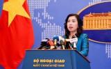 Bộ Ngoại giao lên tiếng phản đối Lệnh cấm đánh bắt cá của Trung Quốc