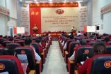 Đảng bộ Agribank Chi nhánh Long An tổ chức Đại hội đảng viên lần thứ IV