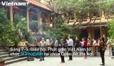 Việt Nam tổ chức lễ Phật đản trang trọng và an toàn giữa dịch COVID-19