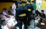 Tạm giữ 61 đối tượng thuê khách sạn, sử dụng ma túy tại Tiền Giang