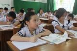 Long An vắng hơn 14.400 học sinh Tiểu học trong ngày đầu trở lại trường