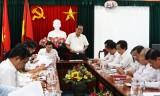 HĐND tỉnh Long An chuẩn bị tổ chức kỳ họp lệ giữa năm 2020