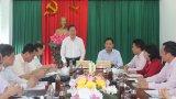 Bộ Lao động - Thương binh và Xã hội kiểm tra thực hiện Nghị quyết 42 tại Long An