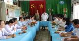 Khảo sát chăm sóc sức khỏe nhân dân và BHYT toàn dân
