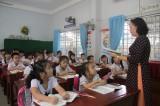 Long An: Tổ chức lại dạy học 2 buổi/ngày và bán trú