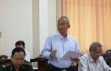 Long An đóng góp dự thảo Luật Biên phòng Việt Nam