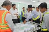 Bộ Xây dựng khảo sát tình hình quản lý và phát triển cấp nước tại Long An