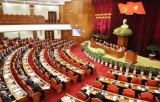 Thông báo Hội nghị lần thứ 12 Ban Chấp hành Trung ương Đảng khóa XII