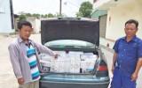 Đức Huệ: Khởi tố 2 đối tượng buôn bán thuốc lá lậu