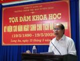 Chủ tịch Hồ Chí Minh-Anh hùng giải phóng dân tộc, nhà văn hóa kiệt xuất