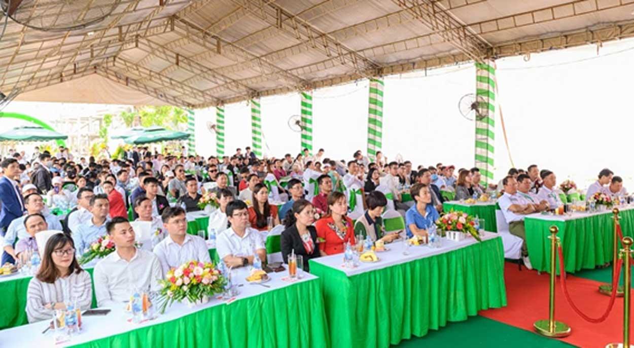 Sự kiện thu hút đông đảo khách hàng tham gia