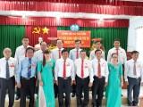 Tân Hòa: Đại hội Đảng viên lần thứ XII thành công tốt đẹp