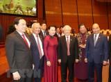 Khai mạc trọng thể Kỳ họp thứ 9, Quốc hội khóa XIV