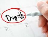 Thời gian nghỉ hàng năm của người lao động từ ngày 1/1/2021
