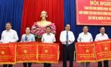 Thường trực HĐND tỉnh Long An trao đổi kinh nghiệm với HĐND các huyện, thị xã, thành phố