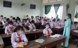 Các trường nỗ lực ôn tập cho học sinh lớp 9
