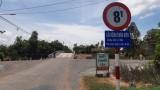 Hai cầu sắt trên tuyến đường Vĩnh Hưng - Thái Trị được nâng cấp