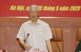 Cho ý kiến về dự thảo văn kiện Đại hội Đảng bộ Quân đội lần thứ XI