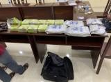 Bắt đối tượng có súng, vận chuyển gần 21kg ma túy qua biên giới