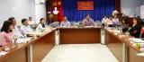Tập huấn công tác tuyên truyền về Đại hội Đảng các cấp