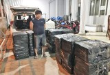 Thạnh Hóa: Khởi tố đối tượng vận chuyển 15.000 gói thuốc lá lậu