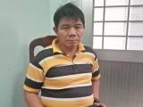 Công an xã Tân Bửu bắt đối tượng truy nã